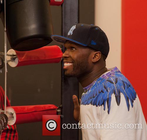 50 Cent and Curtis James Jackson Iii 9