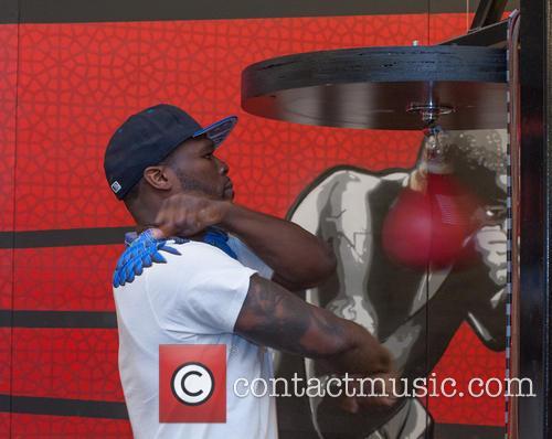 50 Cent and Curtis James Jackson Iii 11