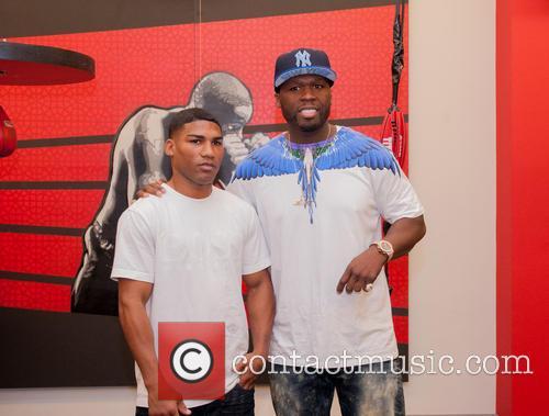 50 Cent, Yuriorkis Gamboa and Curtis James Jackson Iii 3