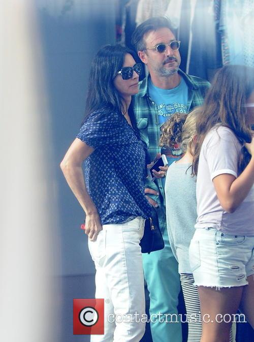 Courteney Cox and David Arquette 5