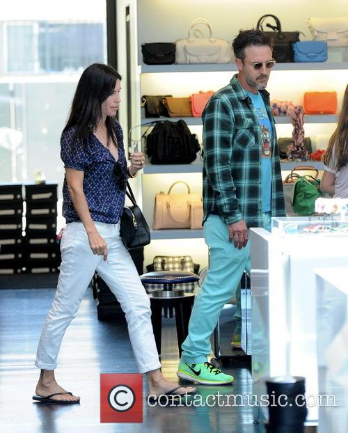 Courteney Cox and David Arquette 7