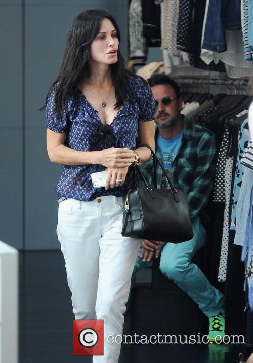 Courteney Cox and David Arquette 8