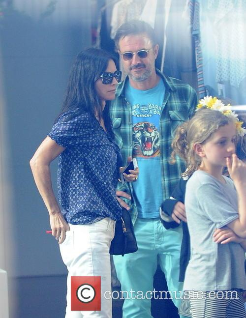 Courteney Cox and David Arquette 9
