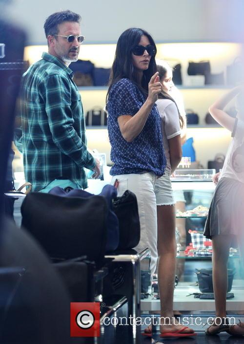 Courteney Cox and David Arquette 10