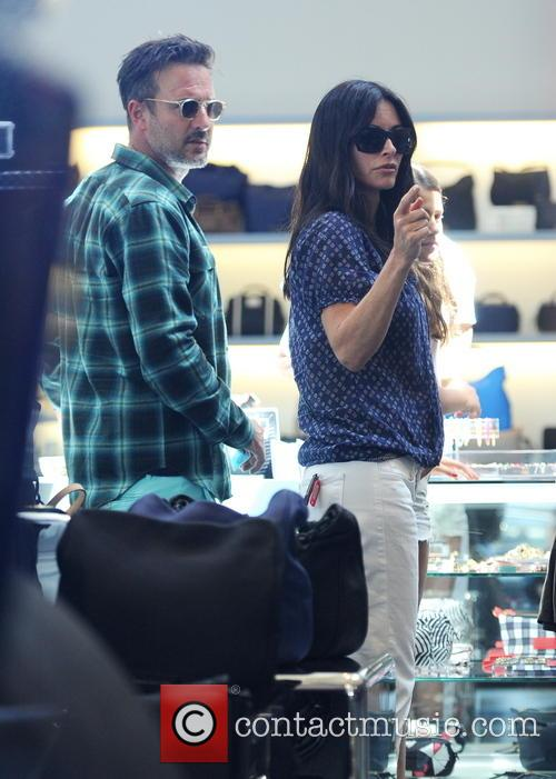 Courteney Cox and David Arquette 11