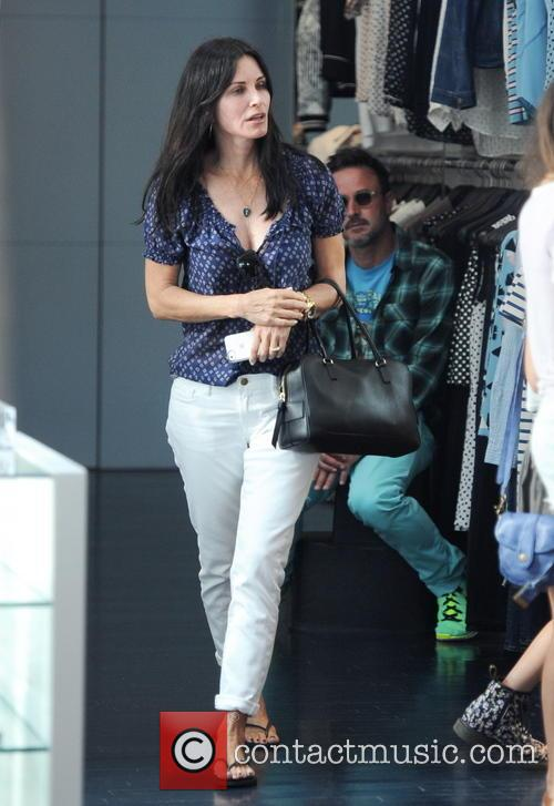 Courteney Cox and David Arquette 1