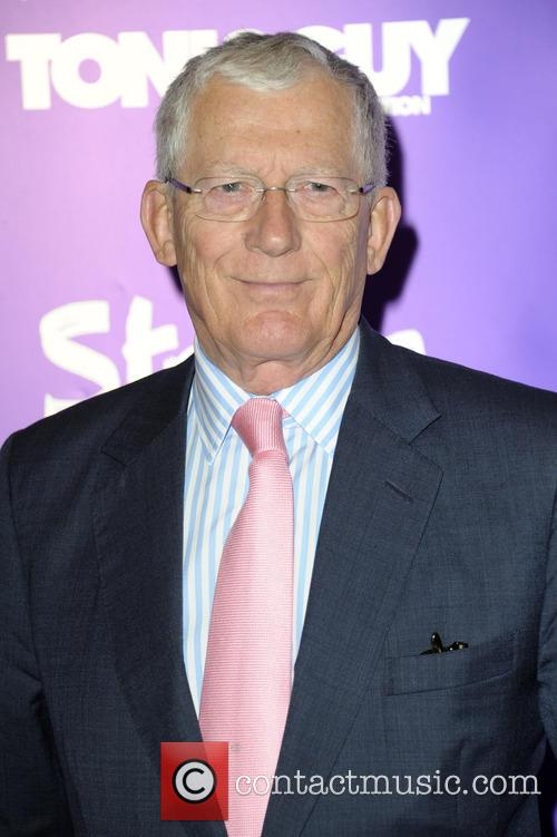 Nick Hewer, Dorchester Hotel, Park Lane, Dorchester Hotel