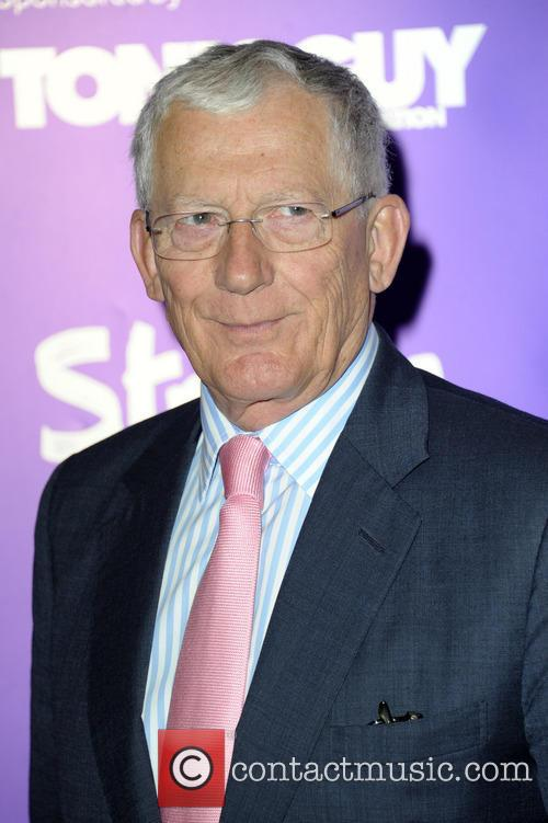 Nick Hewer at the Life After Stroke Awards