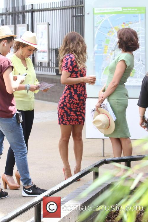 Myleene Klass, Andrea Mcclean and Andrea Mclean 4