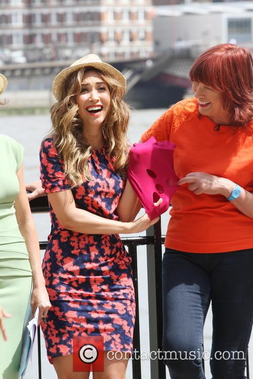 Myleene Klass and Janet Street-porter 6