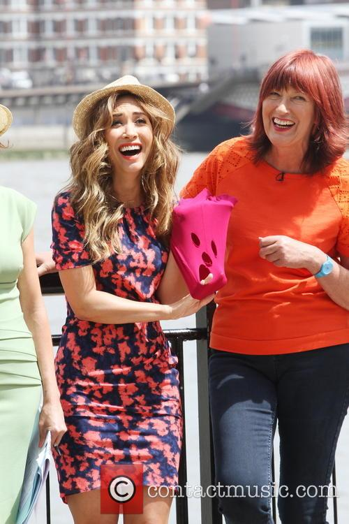 Myleene Klass and Janet Street-porter 7