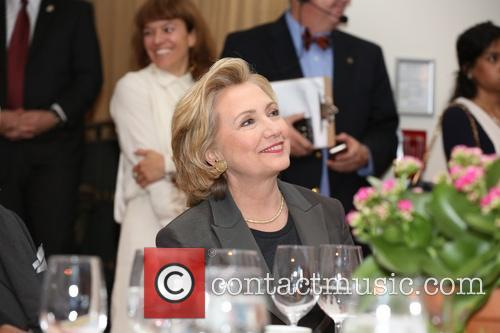 Hillary Rodham Clinton at the The World Resource...