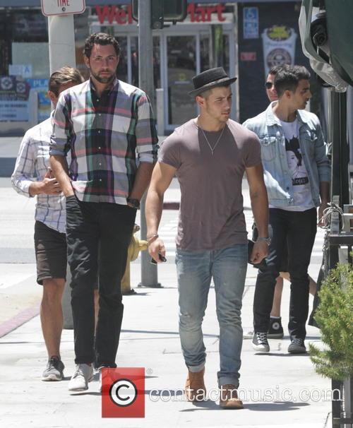 Nick Jonas and Joe Jonas 2