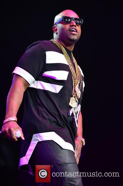 Rico Love performs live in concert