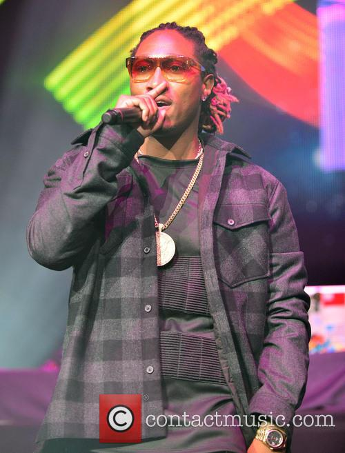 Future performs live in concert