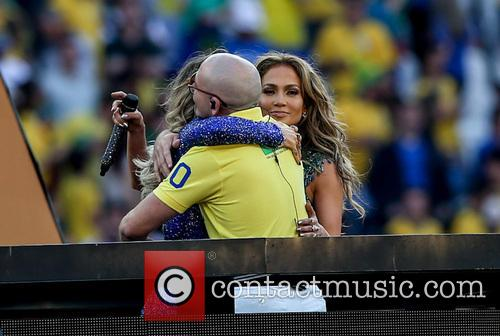 2014 FIFA World Cup - Opening Ceremony
