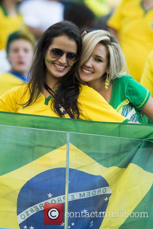2014 FIFA World Cup - Brazil vs. Croatia