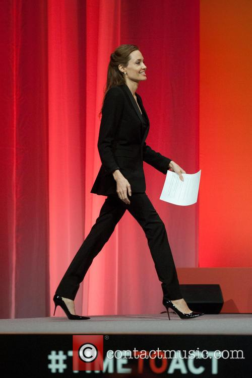Angelina Jolie honorary damehood