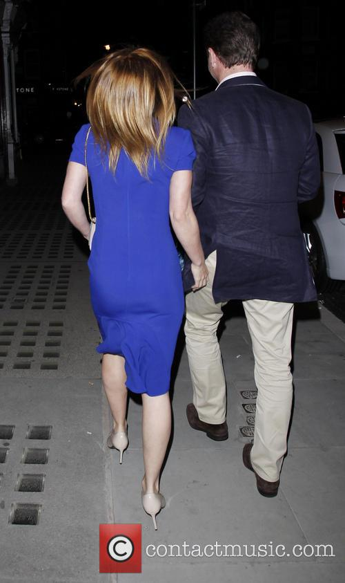Geri Halliwell and Christian Horner 5