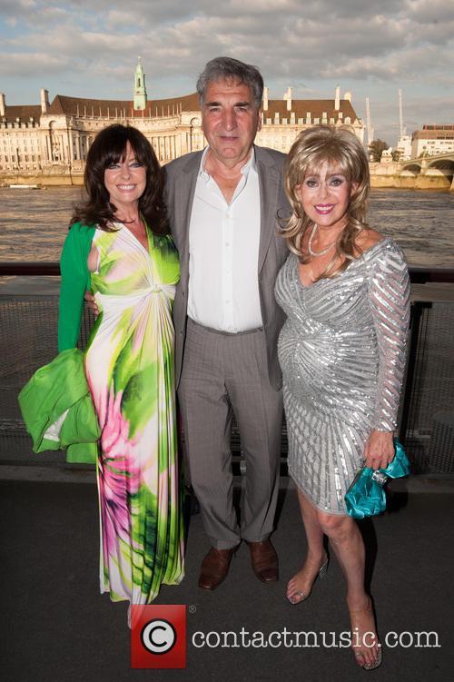 vicki Michelle, Jim Carter and sally Farmiloe-neville 2