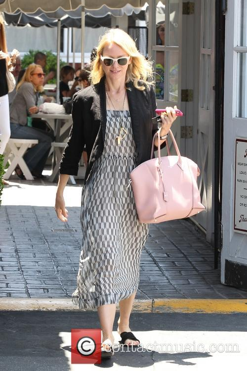 Naomi Watts leaving the Brentwood Country Mart