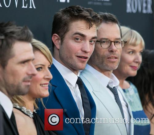 David Michod, Susan Prior, Robert Pattinson and Guy Pearce 6