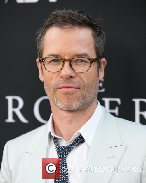 Guy Pearce at the premiere of The Rover