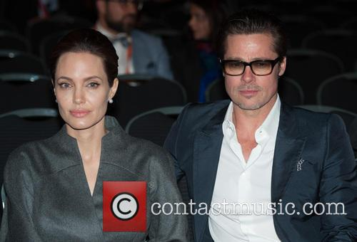 angelina jolie brad pitt end sexual violence conference 4242427