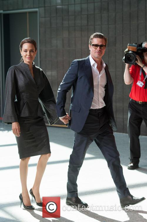 brad pitt angelina jolie end sexual violence conference 4242403