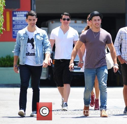 Nick Jonas and Joe Jonas 10