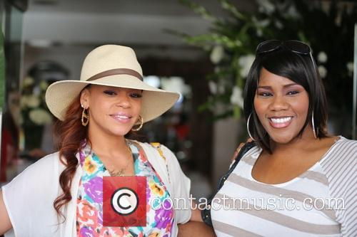 Faith Evans and Kelly Price 3