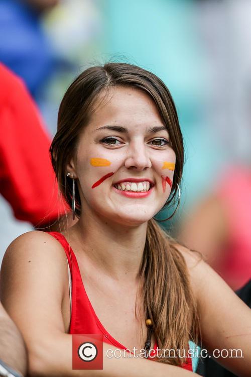2014 FIFA World Cup - Fan Fest -...