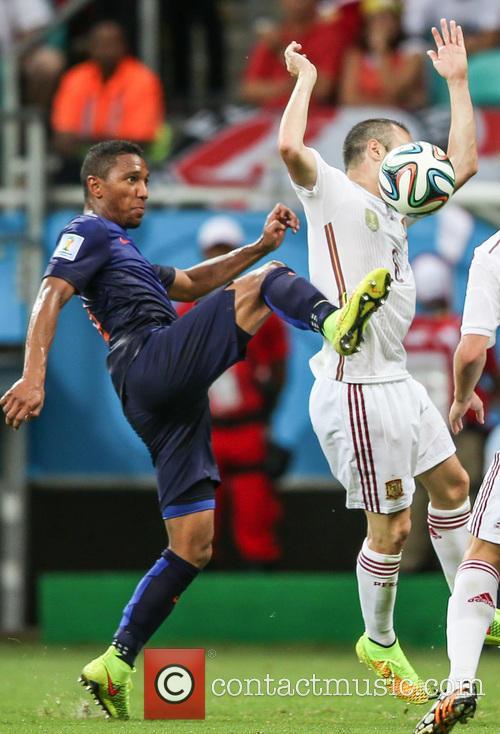 2014 FIFA World Cup - Group B match