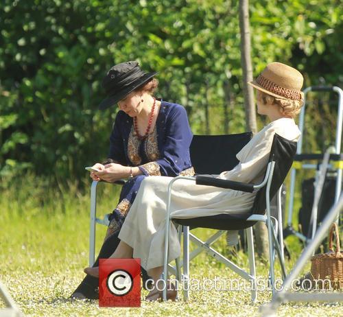 Amanda Abbington and Lauren Crace 5