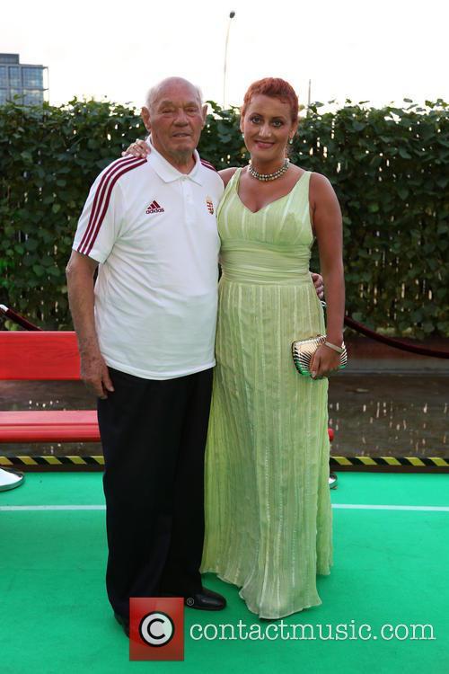 Celebration, Busanski and Claudia Vogan 2