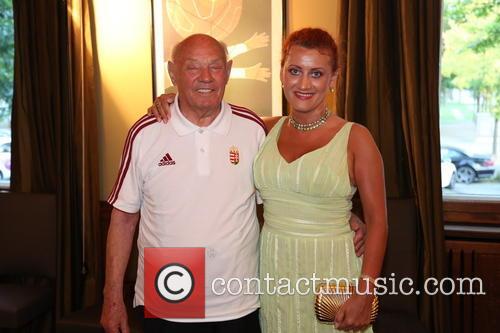 Celebration, Busanski and Claudia Vogan 3