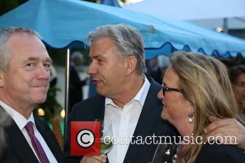 Celebration and Klaus Wowereit 5