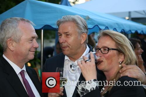 Celebration and Klaus Wowereit 1