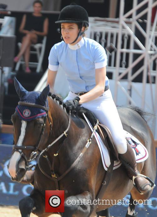 charlotte casiraghi the cannes international jumping grand 4243708