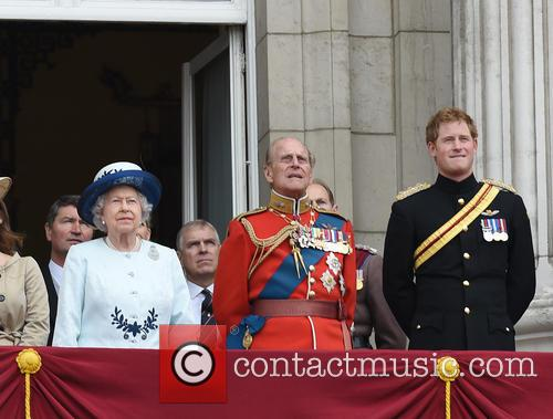 Duchess Of Cambridge, The Queen and Prince Harry 10