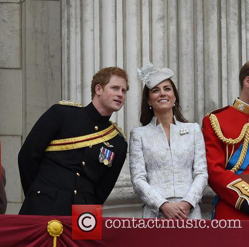 Prince Harry and Duchess Of Cambridge 9