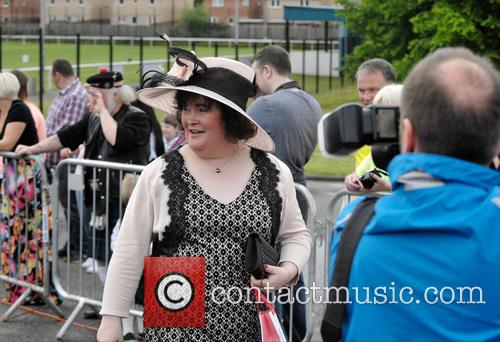 susan boyle susan boyle attends her local 4243649