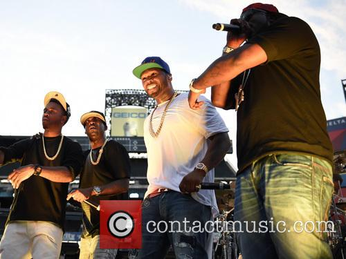 50 Cent, Curtis James Jackson Iii, G-unit, Lloyd Banks, Tony Yayo and Kidd Kidd