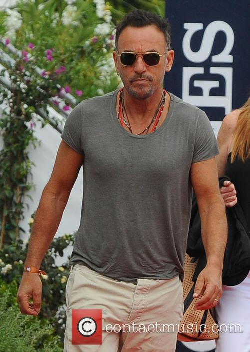 bruce springsteen the cannes international jumping grand 4244631