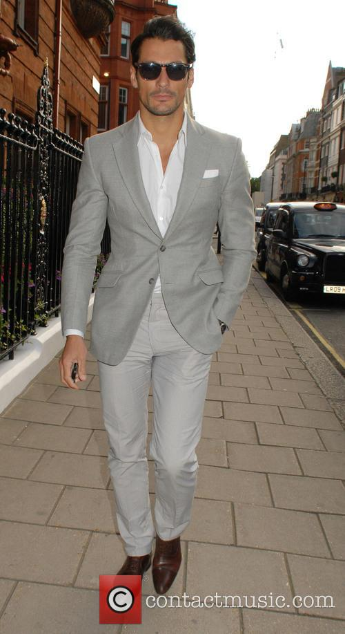 David Gandy picture
