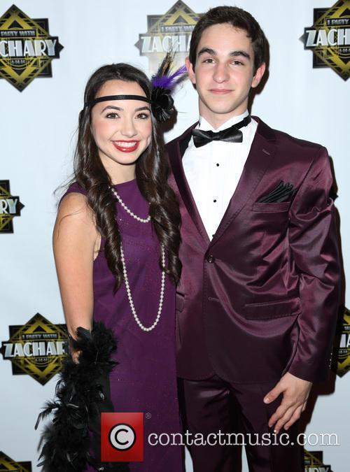Veronica Merrell and Zachary Gordon 1