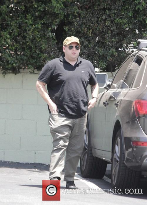 Jonah Hill out in Los Angeles