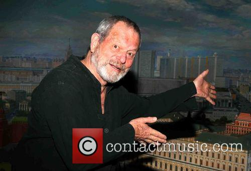 Terry Gilliam attends a photocall for 'The Zero...