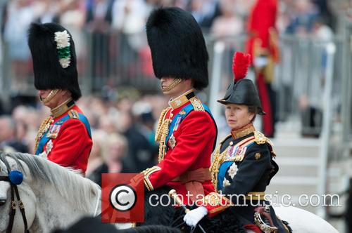 Prince Charles, The Prince Of Wales, Prince William and The Duke Of Cambridge 2
