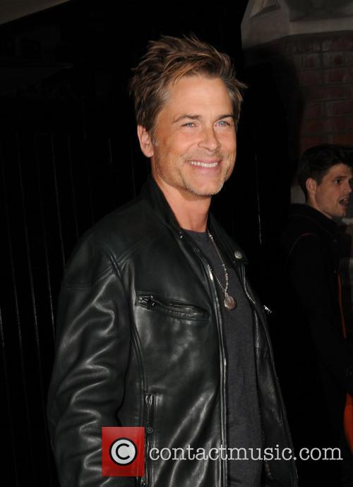 Rob Lowe, UK